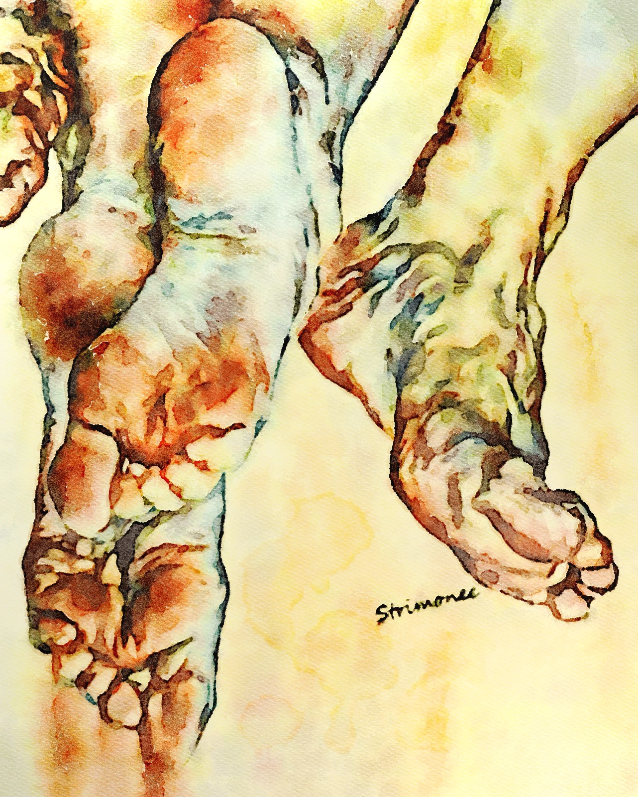 Sleepy morning...._DAP_Watercolor.jpg