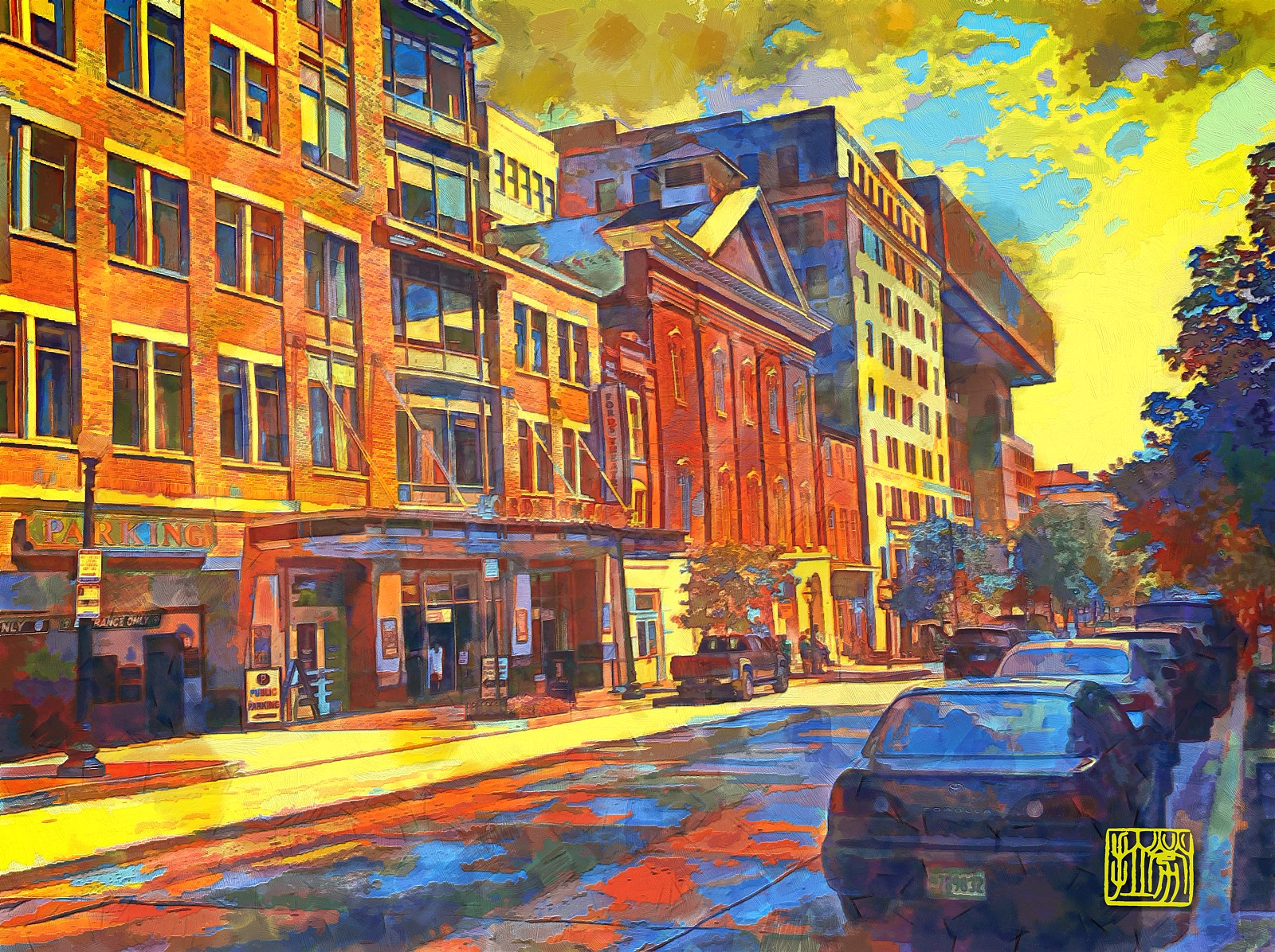City Sunset_OilPNT_V6(OilPNT_V6).jpg