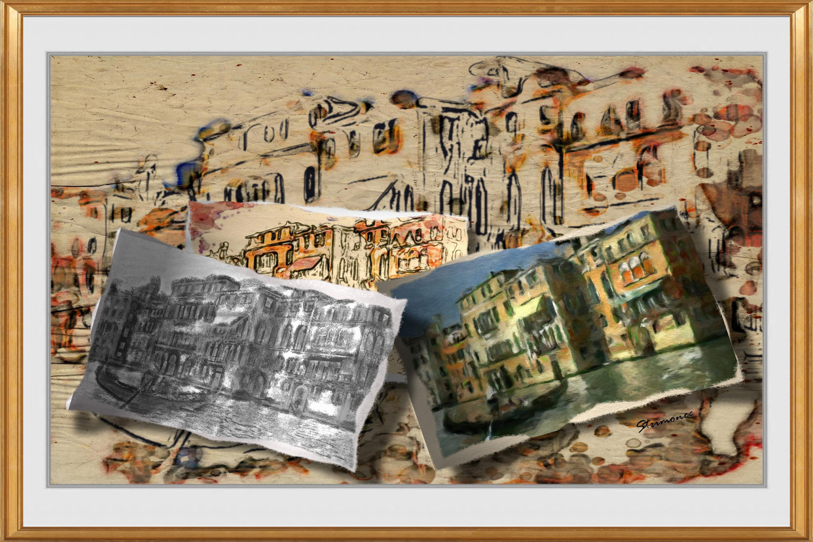 Drawings and paintings of Venice ....jpg