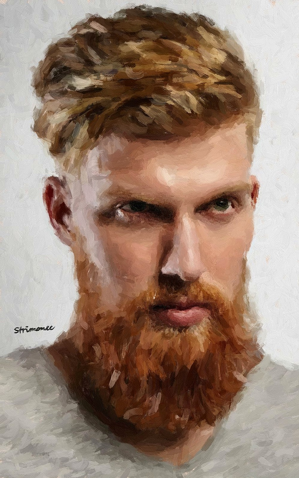 Ginger bearded ....jpg